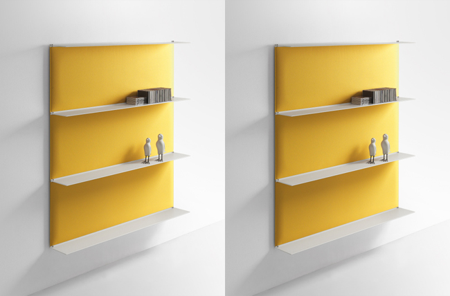 Functional Shelving