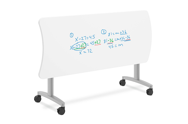 Whiteboard Table Top