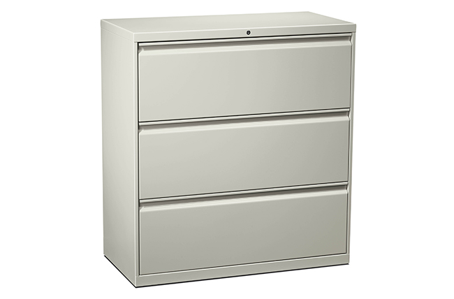 3-high Lateral File Cabinet