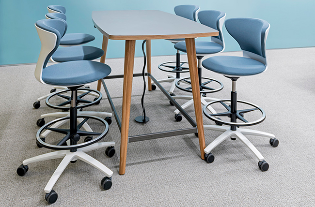 Standing Height Tables
