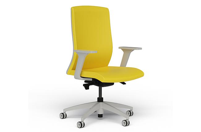 Upholstered Back Task Chair