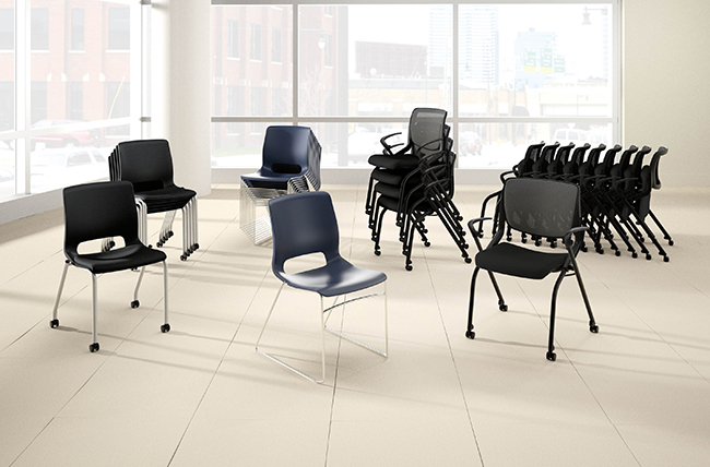 Motivate Seating Family
