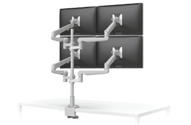Multi Arm Monitor Mounts