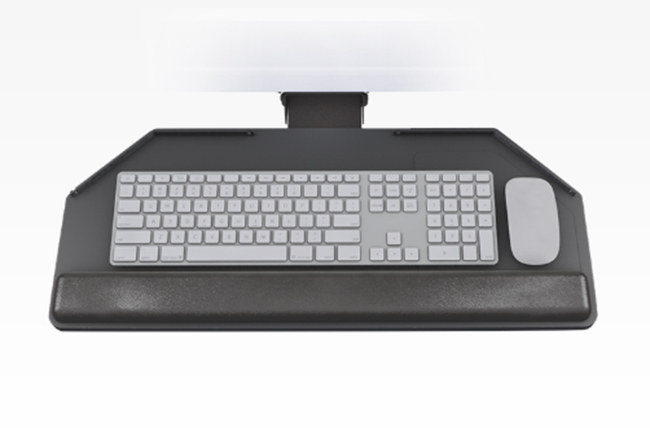 Corner Keyboard Tray