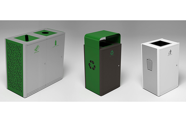 Waste Receptacles