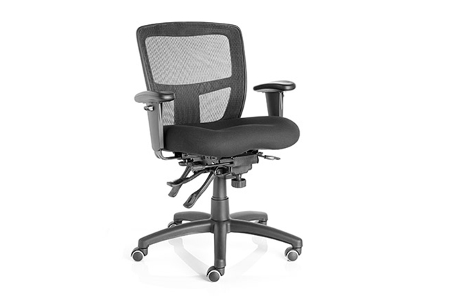 Mesh Back Import Chair