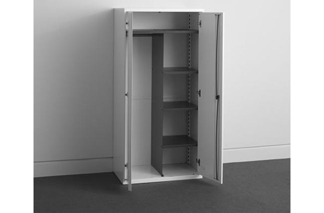Metal Combo Storage