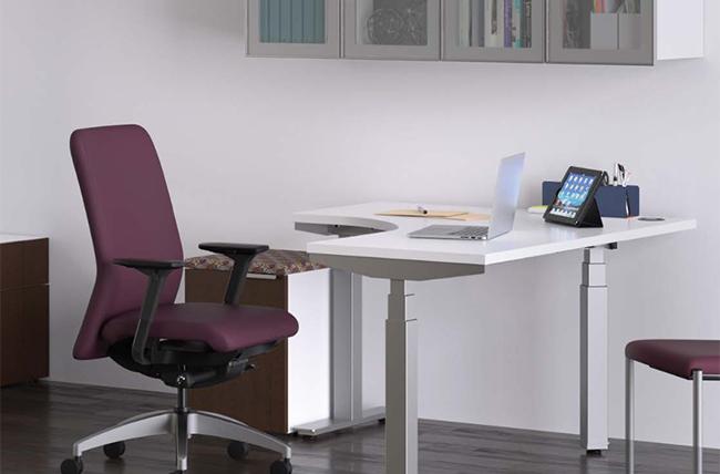 Height Adjustable Workstations Building Block Interiors