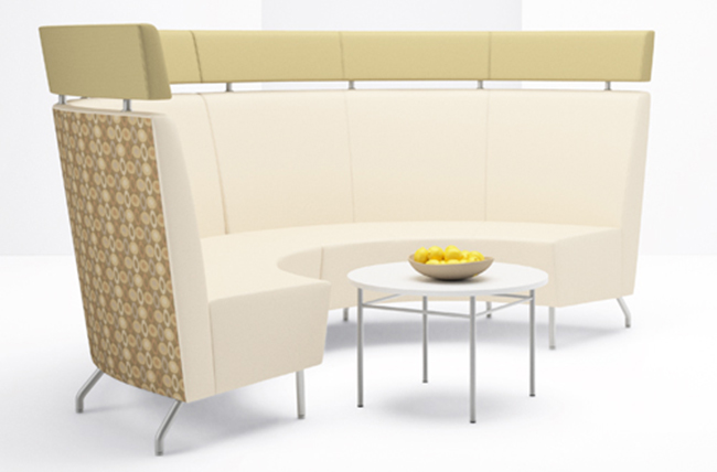 Open Office Seating Building Block Interiors